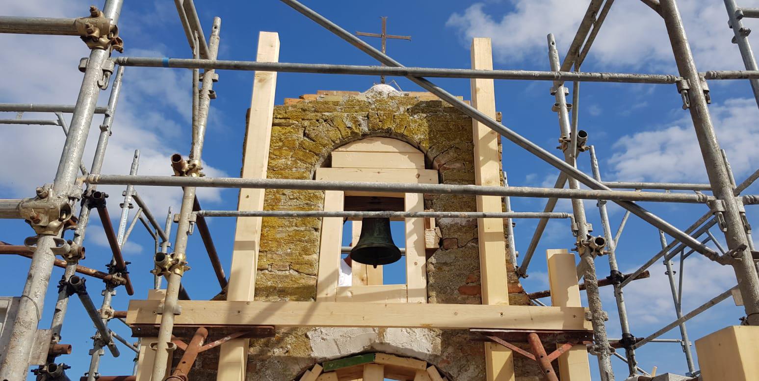 Messa in sicurezza e restauro