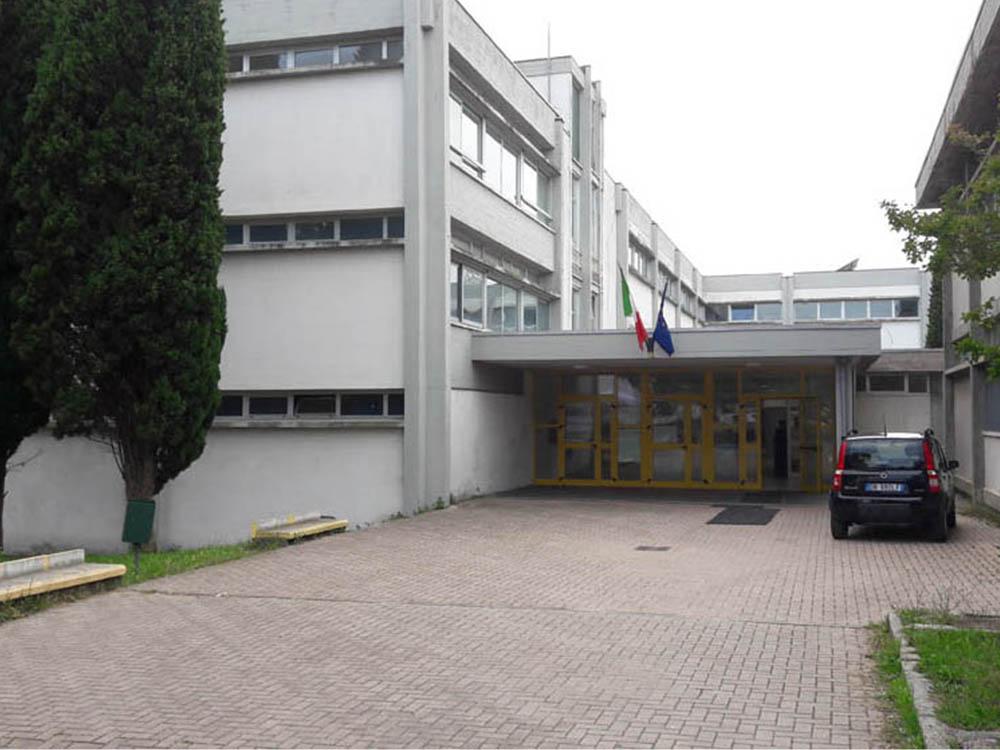 Riparazione post-sisma, Giulianova, 2016